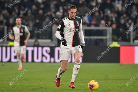 Stock Photo of Adrien Rabiot of Juventus FC