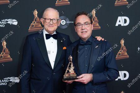Pieter Van Vollenhoven and Fred Boot