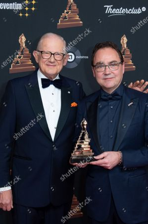 Editorial photo of Musical Awards gala, Amsterdam RAI, The Netherlands - 22 Jan 2020