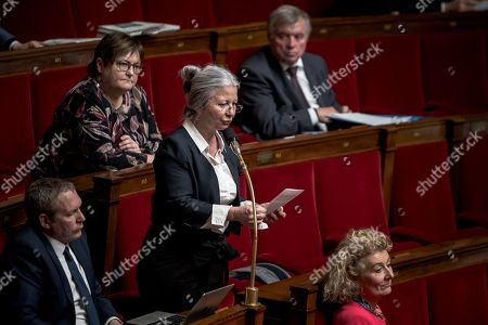 Editorial photo of Parliamentary questions, Paris, France - 21 Jan 2020