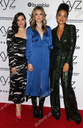 Stock Picture of Katie Stevens, Meghann Fahy and Aisha Dee