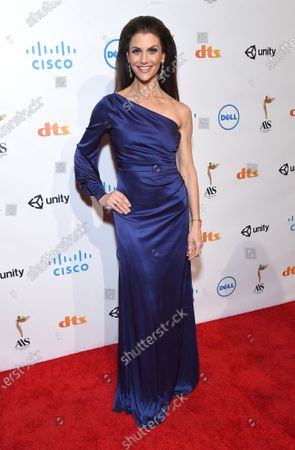 Editorial photo of 11th Annual Advanced Imaging Society Lumiere Awards, J. Ross Theatre, Arrivals, Los Angeles, USA - 22 Jan 2020