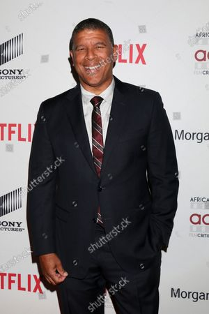 Stock Picture of Peter Ramsey
