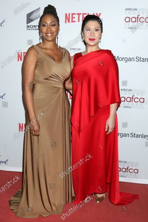 Stock Picture of Simone Missick and Ruthie Ann Miles