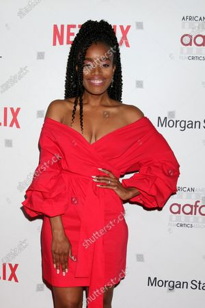 Editorial image of 11th Annual AAFCA Awards, Arrivals, The Taglyan Complex, Los Angeles, USA - 22 Jan 2020