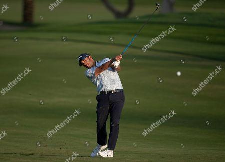Editorial image of Desert Classic Golf, Dubai, United Arab Emirates - 23 Jan 2020
