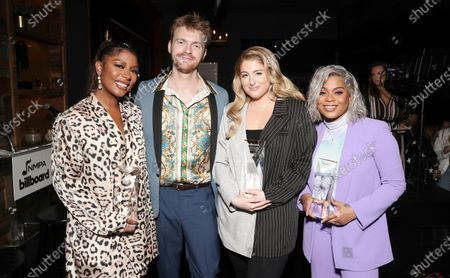 Editorial picture of NMPA and Billboard Grammy Week Songwriter Showcase, Inside, Los Angeles, USA - 22 Jan 2020
