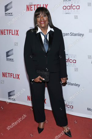 Chaz Ebert attends the 11th Annual AAFCA Awards at the Taglyan Complex, in Los Angeles