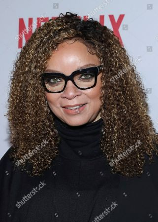 Ruth E. Carter attends the 11th Annual AAFCA Awards at the Taglyan Complex, in Los Angeles