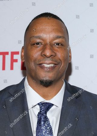 Deon Taylor attends the 11th Annual AAFCA Awards at the Taglyan Complex, in Los Angeles