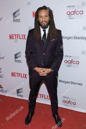 Franklin Leonard attends the 11th Annual AAFCA Awards at the Taglyan Complex, in Los Angeles