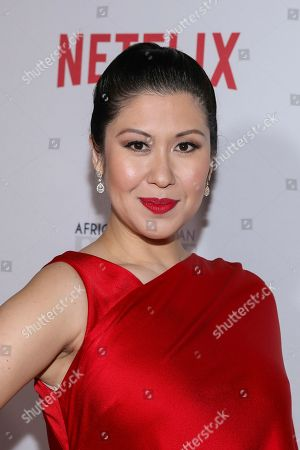 Ruthie Ann Miles attends the 11th Annual AAFCA Awards at the Taglyan Complex, in Los Angeles