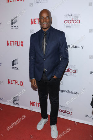 Kenny Leon attends the 11th Annual AAFCA Awards at the Taglyan Complex, in Los Angeles