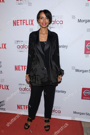 Stock Picture of Sonia Rolland attends the 11th Annual AAFCA Awards at the Taglyan Complex, in Los Angeles