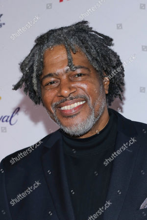 Stock Image of Ali LeRoi attends the 11th Annual AAFCA Awards at the Taglyan Complex, in Los Angeles