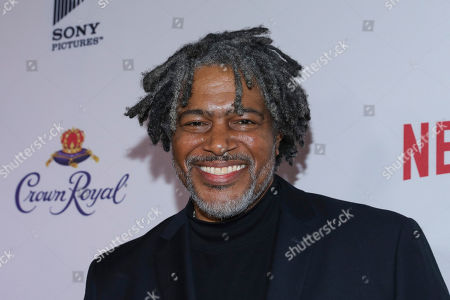 Ali LeRoi attends the 11th Annual AAFCA Awards at the Taglyan Complex, in Los Angeles