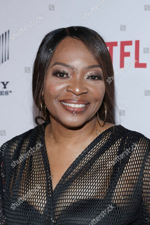 Stock Photo of Tina Lifford attends the 11th Annual AAFCA Awards at the Taglyan Complex, in Los Angeles