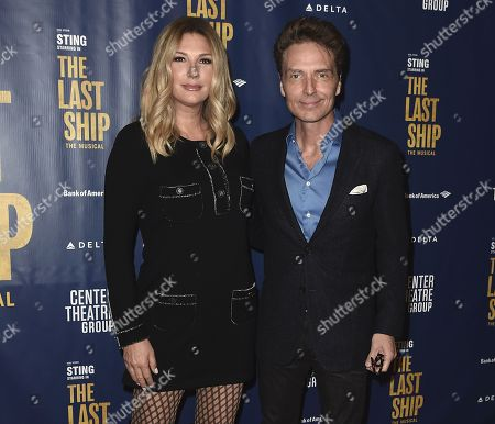 Editorial image of 'The Last Ship' musical opening night, Los Angeles, USA - 22 Jan 2020