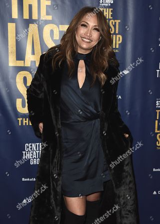 Stock Picture of Carrie Ann Inaba