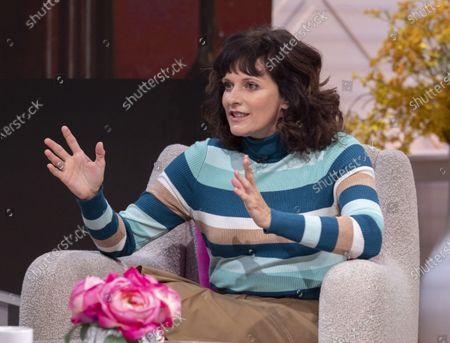 Editorial picture of 'Lorraine' TV show, London, UK - 23 Jan 2020