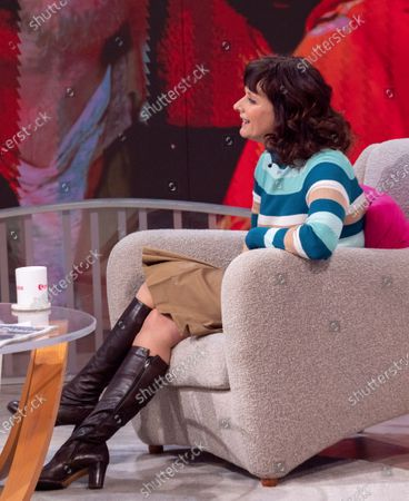 Editorial image of 'Lorraine' TV show, London, UK - 23 Jan 2020