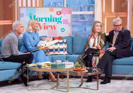 Editorial picture of 'This Morning' TV show, London, UK - 23 Jan 2020