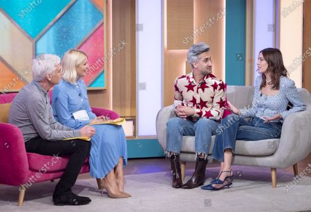 Editorial photo of 'This Morning' TV show, London, UK - 23 Jan 2020