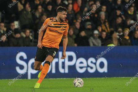 Editorial picture of Hull City v Chelsea, Emirates FA Cup Fourth Round, Football, KCOM Stadium, UK - 25 Jan 2020