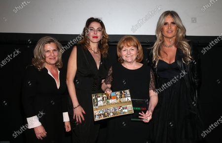 Valeria Rumori,, Claudia Gerini, Lesley Nicol, Tiziana Rocca