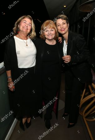 Guest, Lesley Nicol and Silvia Chiave