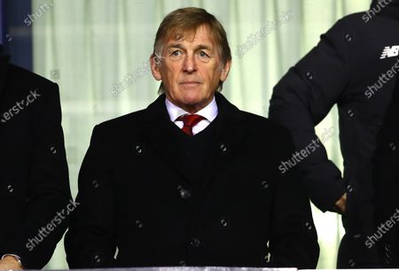 Kenny Dalglish in the stands