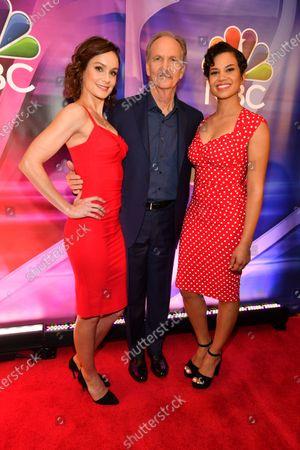 Sarah Wayne Callies, Michael O'Neill and Michele Weaver