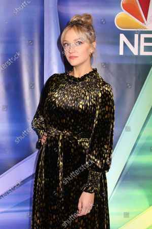 Editorial picture of NBC Midseason Press Junket, New York, USA - 23 Jan 2020