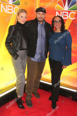 Stock Picture of Tracy Spiridakos, Joe Minoso and S. Epatha Merkerson