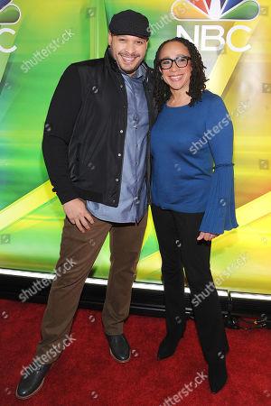Joe Minoso and S. Epatha Merkerson