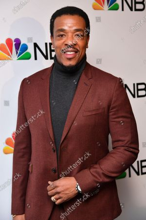 Editorial photo of NBC Midseason Party, Arrivals, The Rainbow Room at 30 Rockefeller Center, New York, USA - 23 Jan 2020
