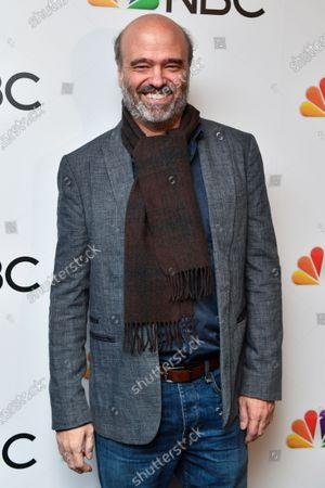 Editorial photo of NBC Midseason Party, Arrivals, The Rainbow Room at 30 Rockefeller Center, New York, USA - 23 Jan 2020
