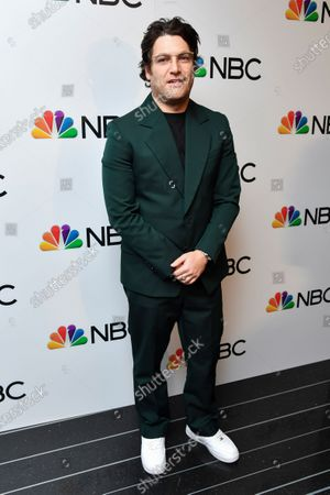 Editorial image of NBC Midseason Party, Arrivals, The Rainbow Room at 30 Rockefeller Center, New York, USA - 23 Jan 2020