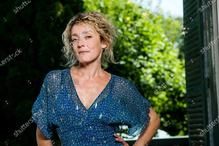 Stock Photo of Juliette Arnaud is a French actress, screenwriter, radio columnist and television host.
