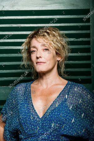 Stock Picture of Juliette Arnaud is a French actress, screenwriter, radio columnist and television host.