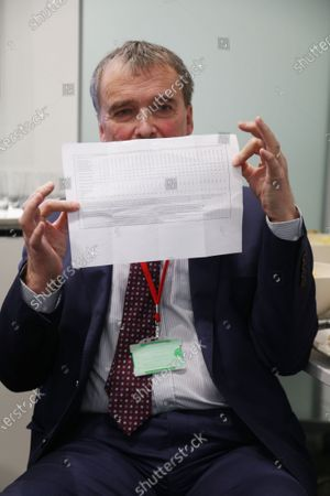 Stock Picture of Dr. Alan Whitehead MP Shadow Energy and Climate Change Minister