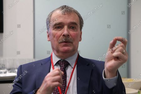 Stock Image of Dr. Alan Whitehead MP Shadow Energy and Climate Change Minister