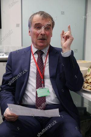 Stock Photo of Dr. Alan Whitehead MP Shadow Energy and Climate Change Minister