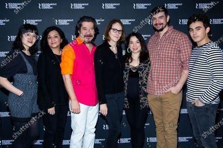 Jacqueline Guillen, Maria Elena Ramirez, Triney Sandoval, Jo Bonney, Hilary Bettis, Bobby Moreno and Tyler Alvarez