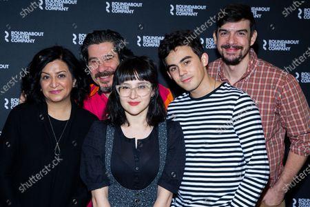Maria Elena Ramirez, Triney Sandoval, Jacqueline Guillen, Tyler Alvarez and Bobby Moreno