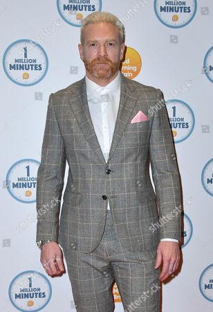 Editorial image of 1 Million Minutes Awards, Arrivals, London, UK - 23 Jan 2020