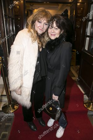 Sonia Friedman (Producer) and Helen McCrory