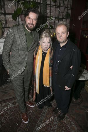 Editorial picture of 'Uncle Vanya' play, Press Night, London, UK - 23 Jan 2020