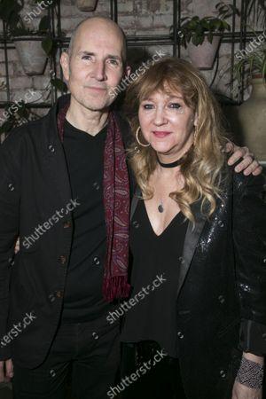 Ian Rickson (Director) and Sonia Friedman (Producer)