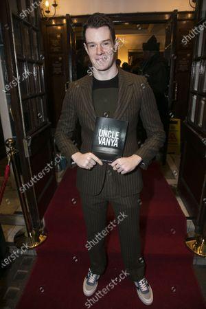 Editorial picture of 'Uncle Vanya' play, Press Night, London, UK - 23 Jan 2020